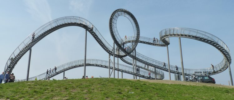 Tiger and Turtle - Magic Mountain