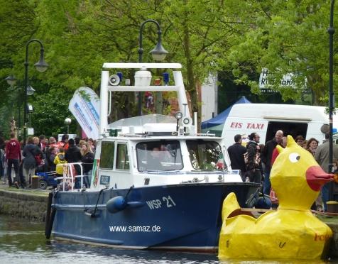 Voll die Ruhr - Ente