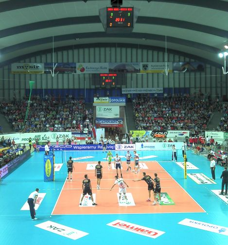 Zaksa- Volleyball