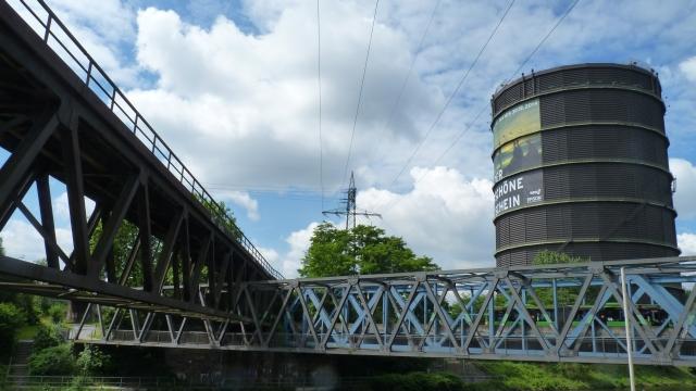 Brücke in Brücke