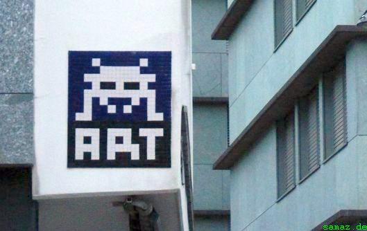 art_invader