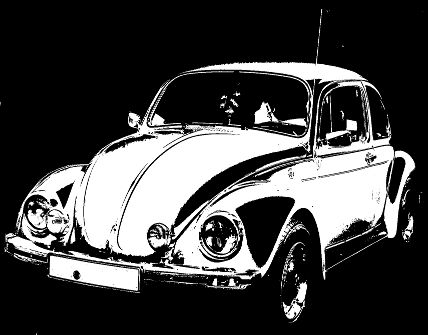 vw_beetle_black_and_whits