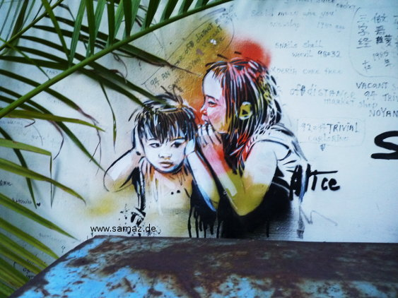 Work by Alice Pasquini