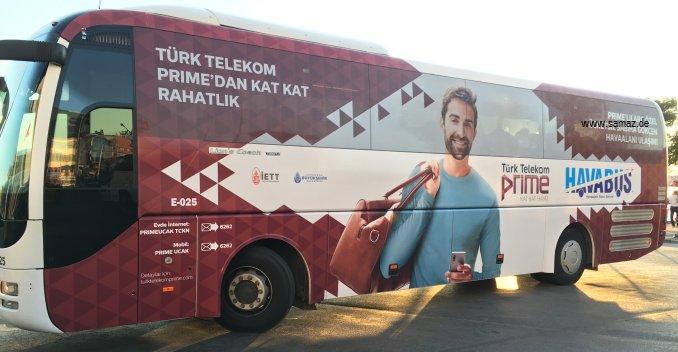 Photo Havabus Istanbul