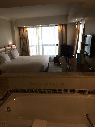 Zimmeransicht Blaauwberg Beach Hotel