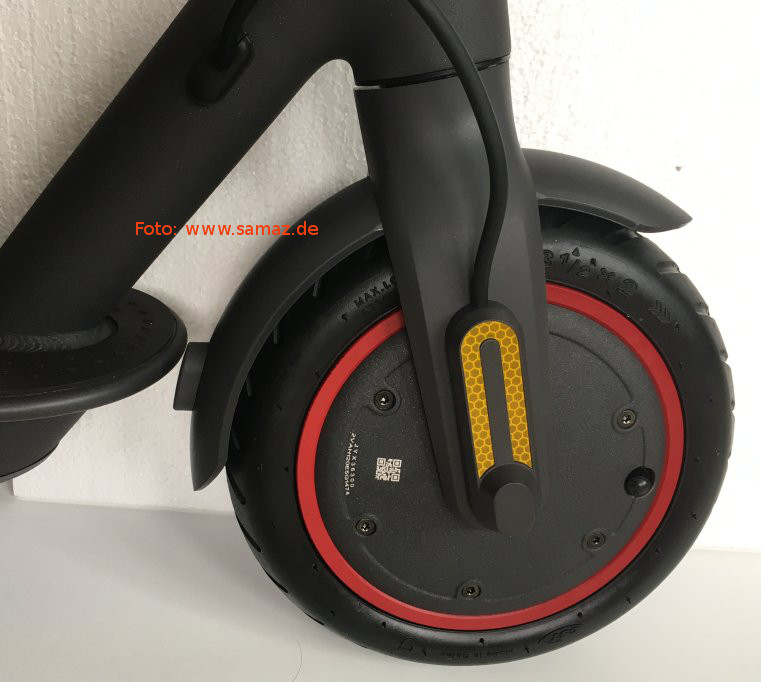 Vorderrad- Xiaomi Mi Electric Scooter Pro 2
